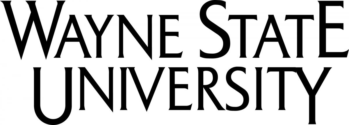 Wayne State University school logo