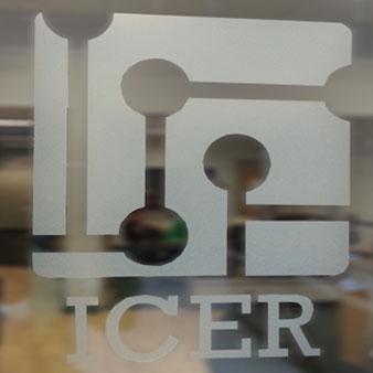 ICER Door Logo