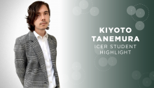 Portrait of Kiyoto Tanemura