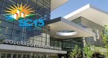 Colorado Convention Center, the site for SC13