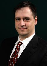 Portrait of Andrew Keen - HPC Administrator