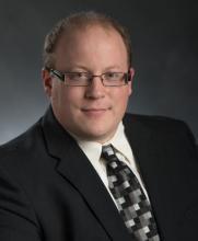 Portrait of Brian O'Shea