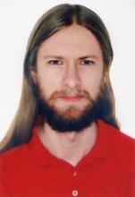 Portrait of Chris Weaver