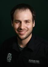 Portrait of Nicholas Rahme - HPC Administrator