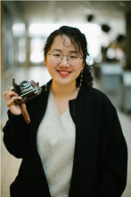 Portrait of Xiaoxing (Adele) Han - Communications Manager/Cinematographer