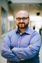 Portrait of Steven Ford - HPC Administrator